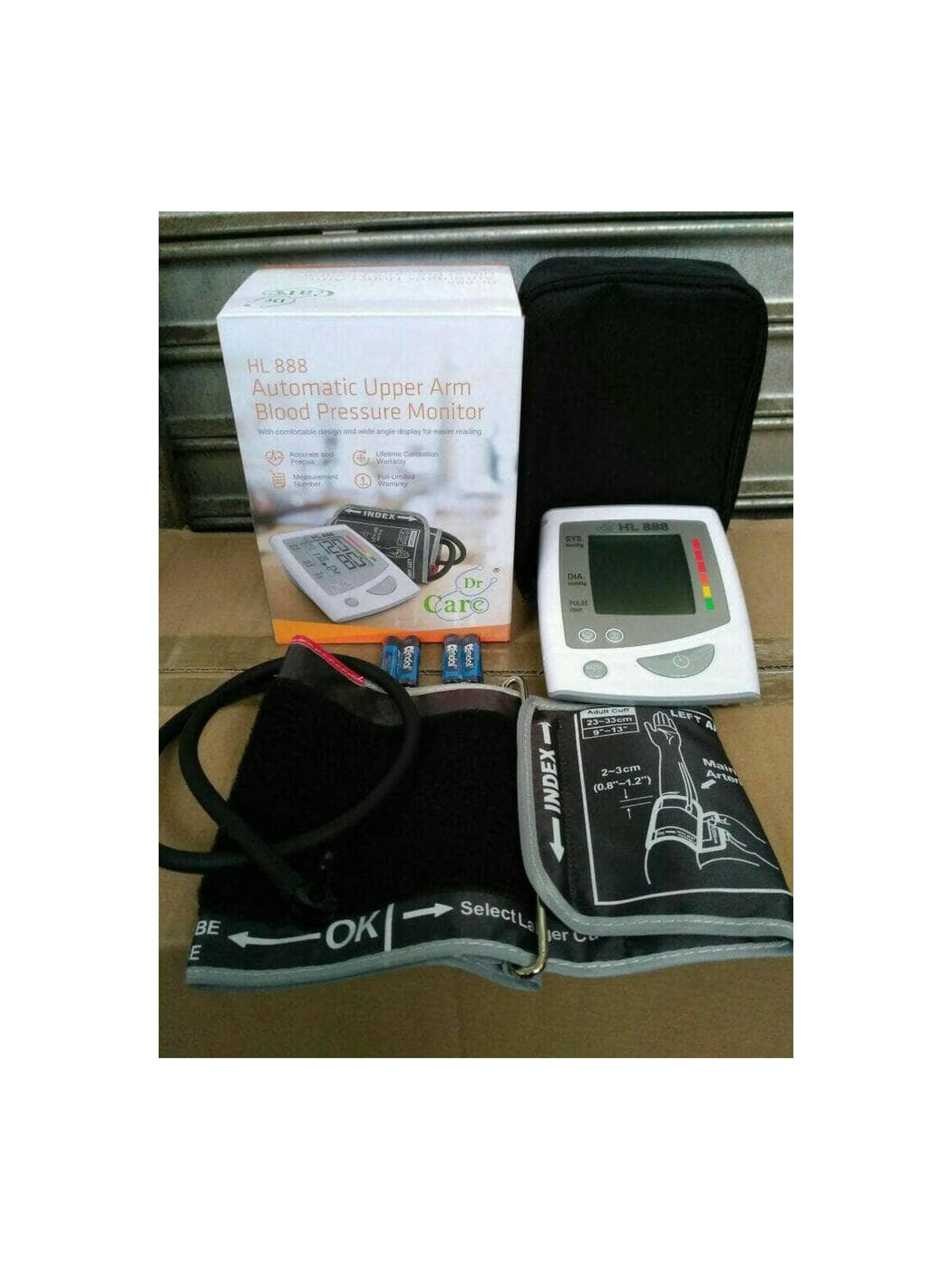 Tensimeter Digital Alat Pengukur Dan Monitor Tekanan Darah Portabel J 003 Lengan Blood Pressure Sphygmomanometer Tensi Akuratalat Darahbukan Omron