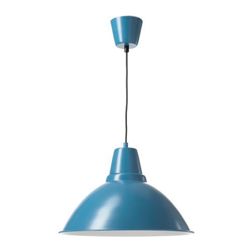 PROMO!! IKEA FOTO Lampu Gantung Diameter 38 cm - Biru MURAH /  BUBBLE 3 LAPIS / ORIGINAL / IKEA ORIGINAL