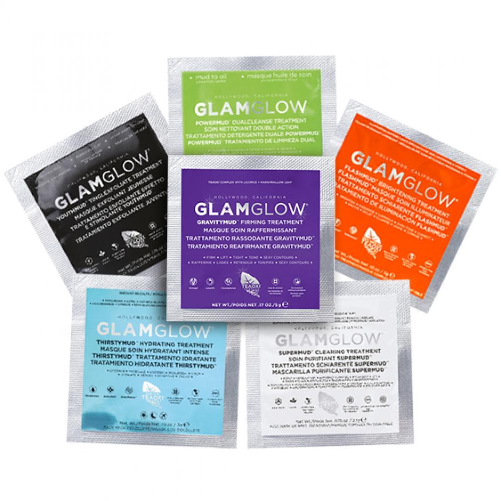 Jual Masker Wajah Glamglow Terlengkap Gravitymud 50 Gr Flashmud Brightening Treatment Orange