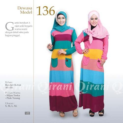 Gamis Qirani 136