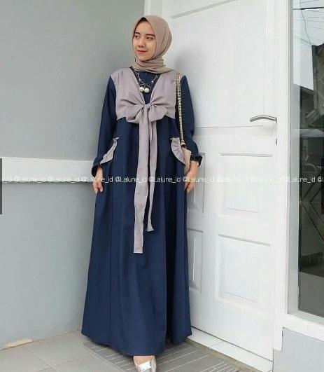 Gamis Nisya Sabyan Lagi Promo Aby Dress