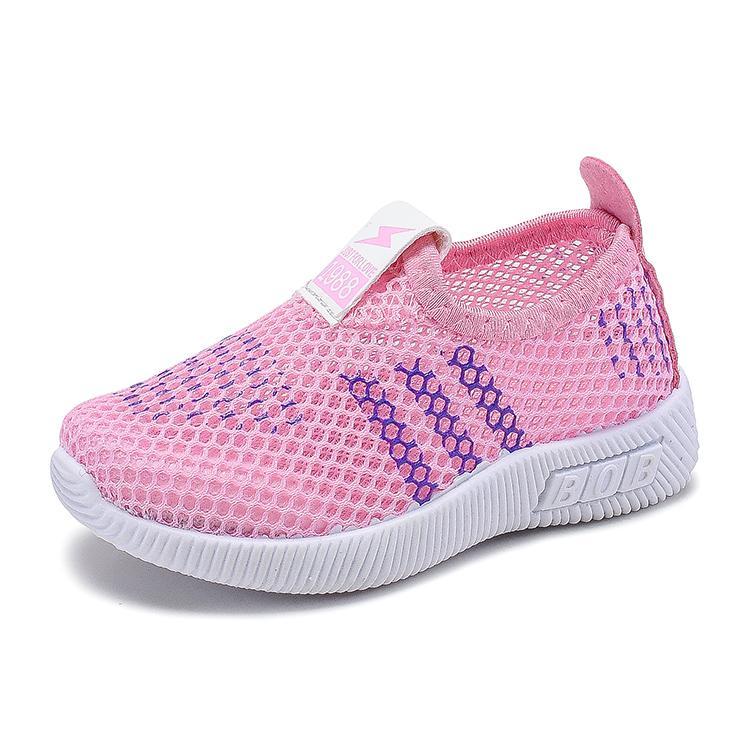 Sepatu Musim Gugur Katun Bayi Sepatu Pijakan Empuk Gadis