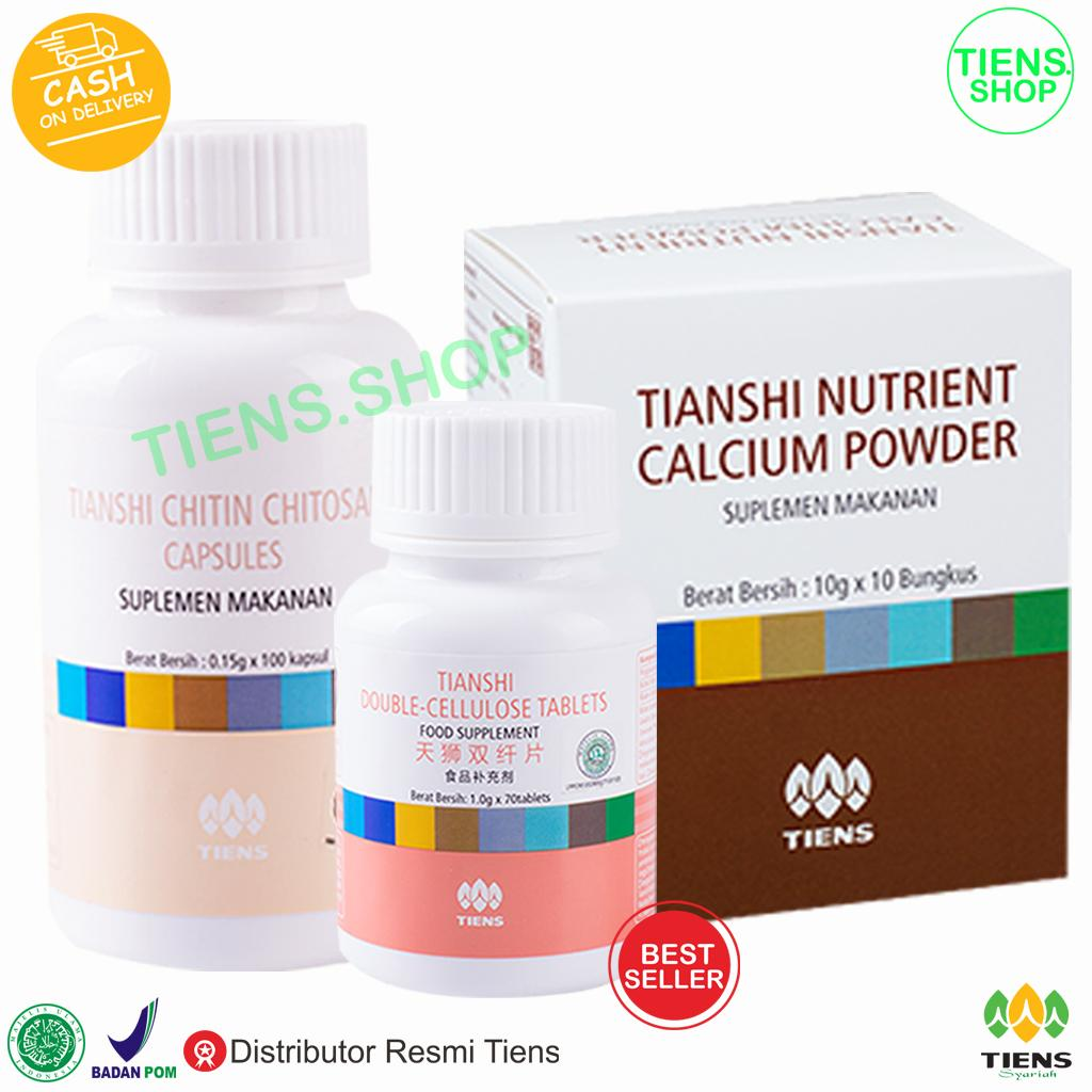List Harga Obat Herbal Chitosan Termurah Toko Online Indonesia Tiens Double Cellulose Tablets Asam Lambung Tinggi 1 Box Nhcp Botol Chitin