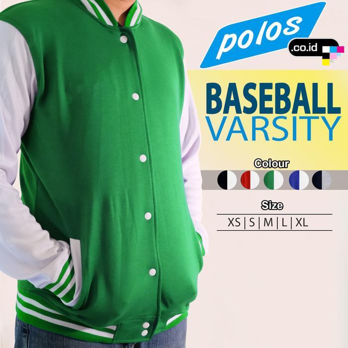 HARGA PROMO!!! Jacket Baseball Varsity / Jaket Baseball / Jaket Varsity