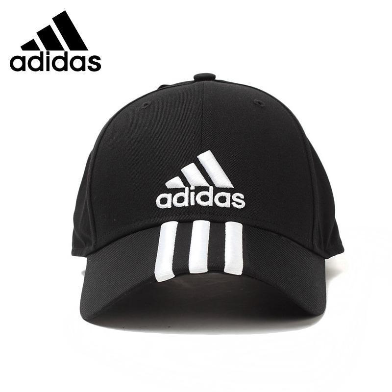 Topi Baseball Cap Adidas Cowok Cewek Unisex Bordir - Multiwarna