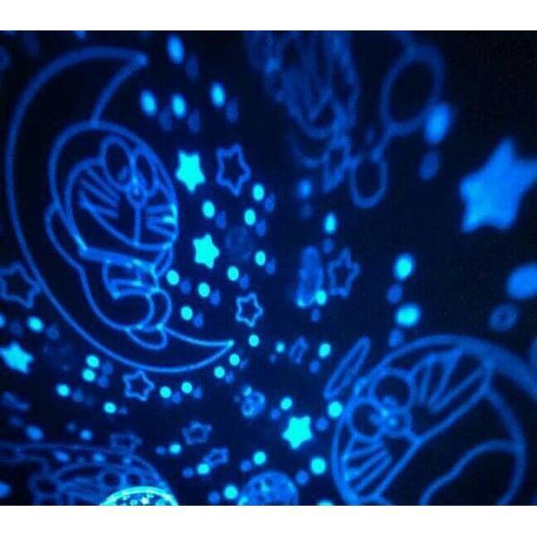 Lampu Tidur Proyektor Lampu Tidur LED HELLO KITTY DORAEMON Murah Termu
