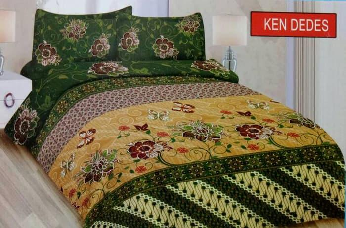BED COVER SET BONITA KING 180X200 KEN DEDES/BEDCOVER SET/BADCOVER EXCLUSIVE