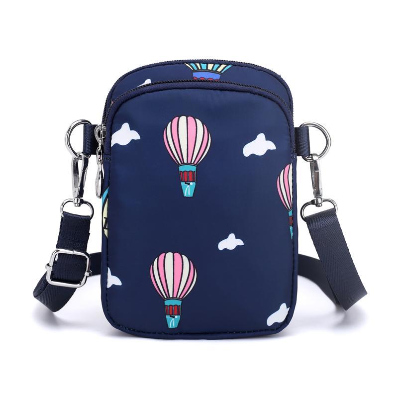 2018 multifungsi tas ponsel perempuan Mini tas kecil tas selempang musim  panas model baru Model berdiri fe037f4aa8