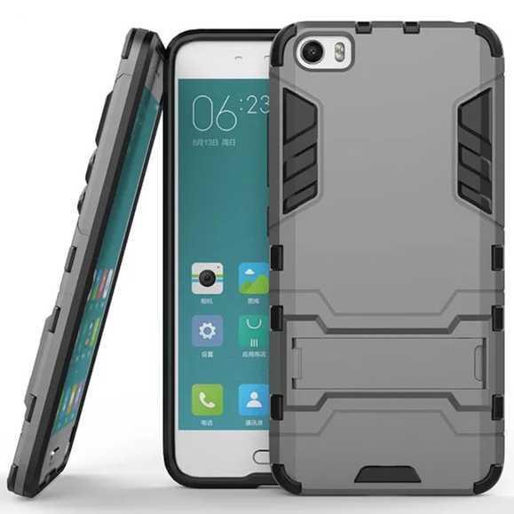 Ironman Armor Hardcase for Xiaomi Mi5 Casing HP Murah Terbaru