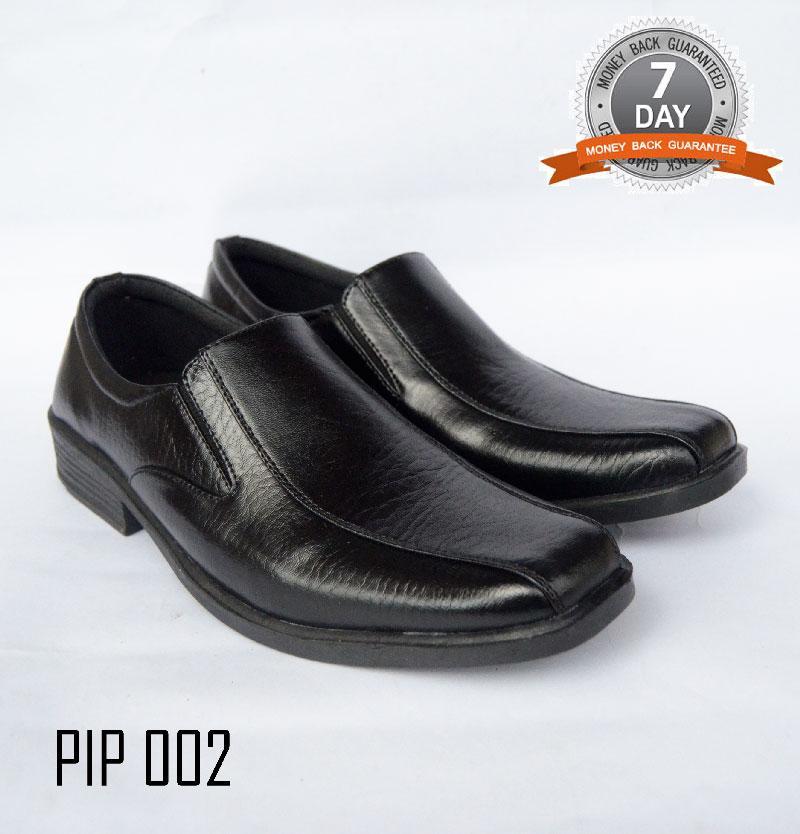 Mamojo Sepatu Pantofel pria / Sepatu Kantor Murah / Sepatu Kulit Sintetis / Sepatu Formal Casual / Sepatu pantopel / Sepatu Kerja / Sepatu Formal / Sepatu ...