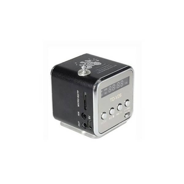 PROMO TERMURAH Speaker Aktif Speaker Mini MP3 + FM Radio TS - V