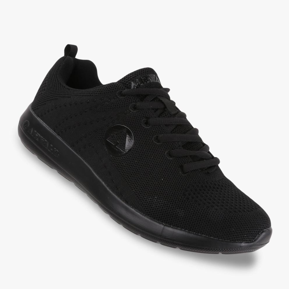 Airwalk Kane Sepatu Sneakers Pria - Hitam 55fff3ed00