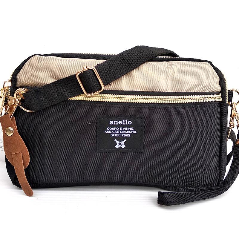Vienna Linz Tas Selempang Dompet Wanita Anne 21x5x12cm Bahu Sling Bag Fashion Pouch Case Make Up