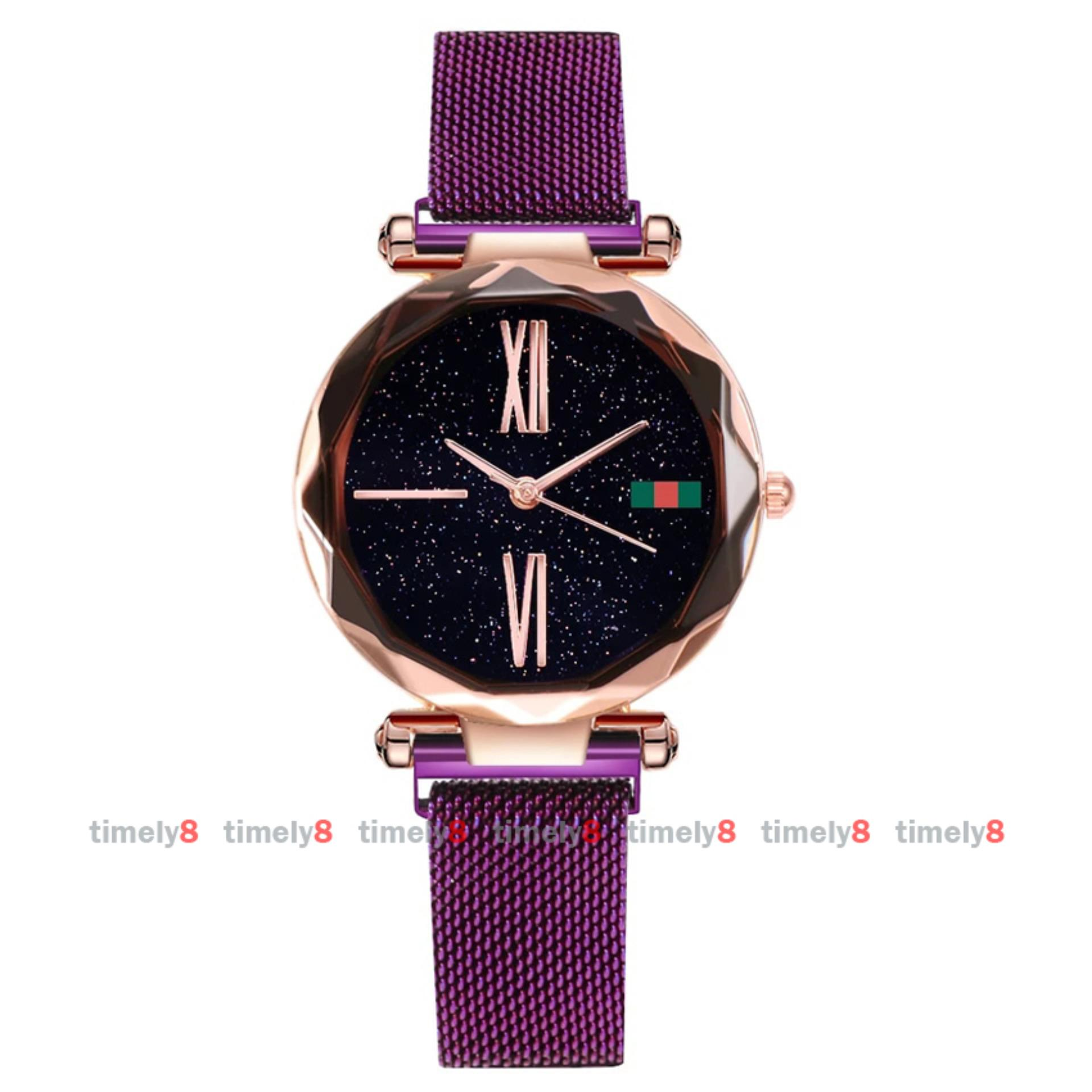 Timely - Women Luxury Magnet Buckle Watch MG909 - Jam Tangan Fashion - Jam  Tangan Magnet 98fcf2b32a