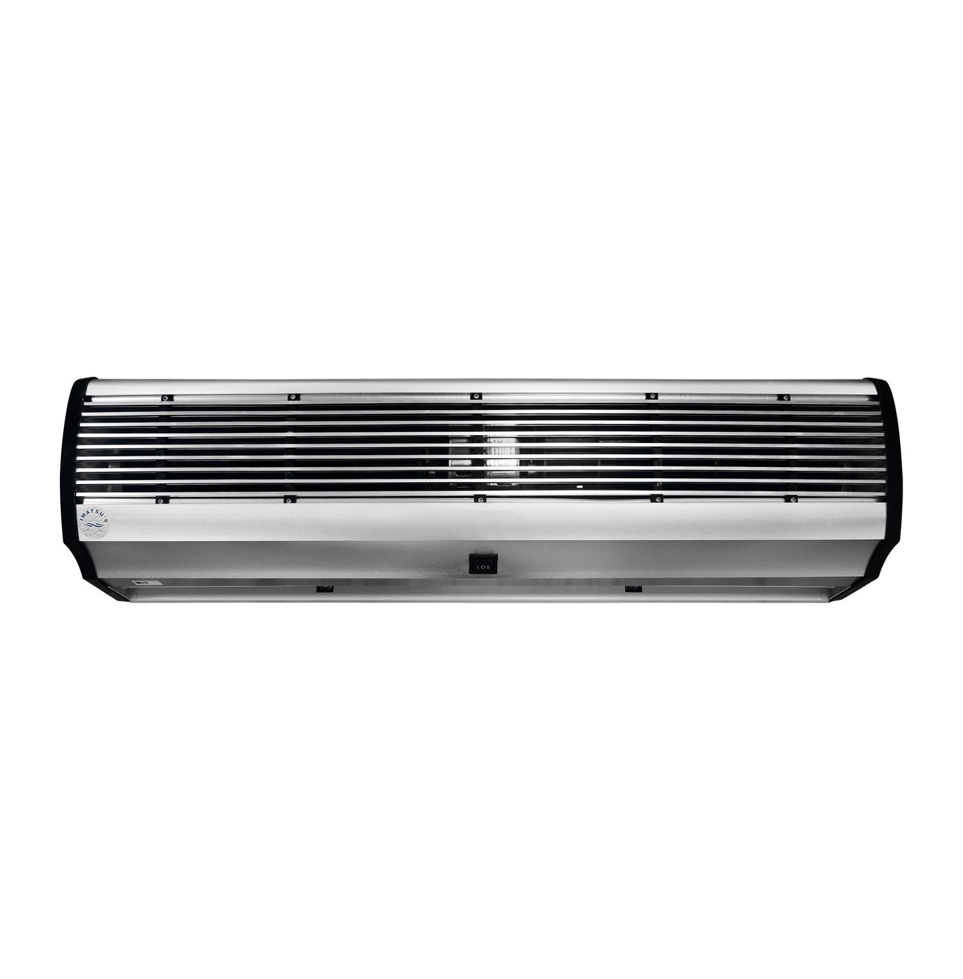 Air Curtain Blower Imatsu AC-FM-S1510G5-CY Angin Toko Gedung Kantor Hotel Pintu Masuk Nyaman Sejuk Segar Fresh Tirai Udara