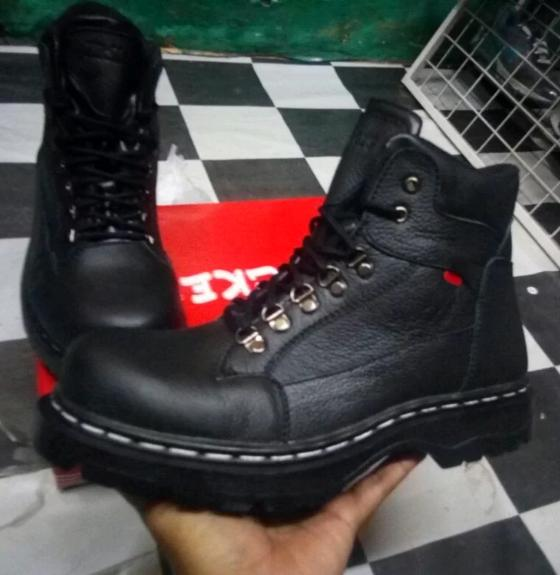Sepatu Septy Bahan Kulit