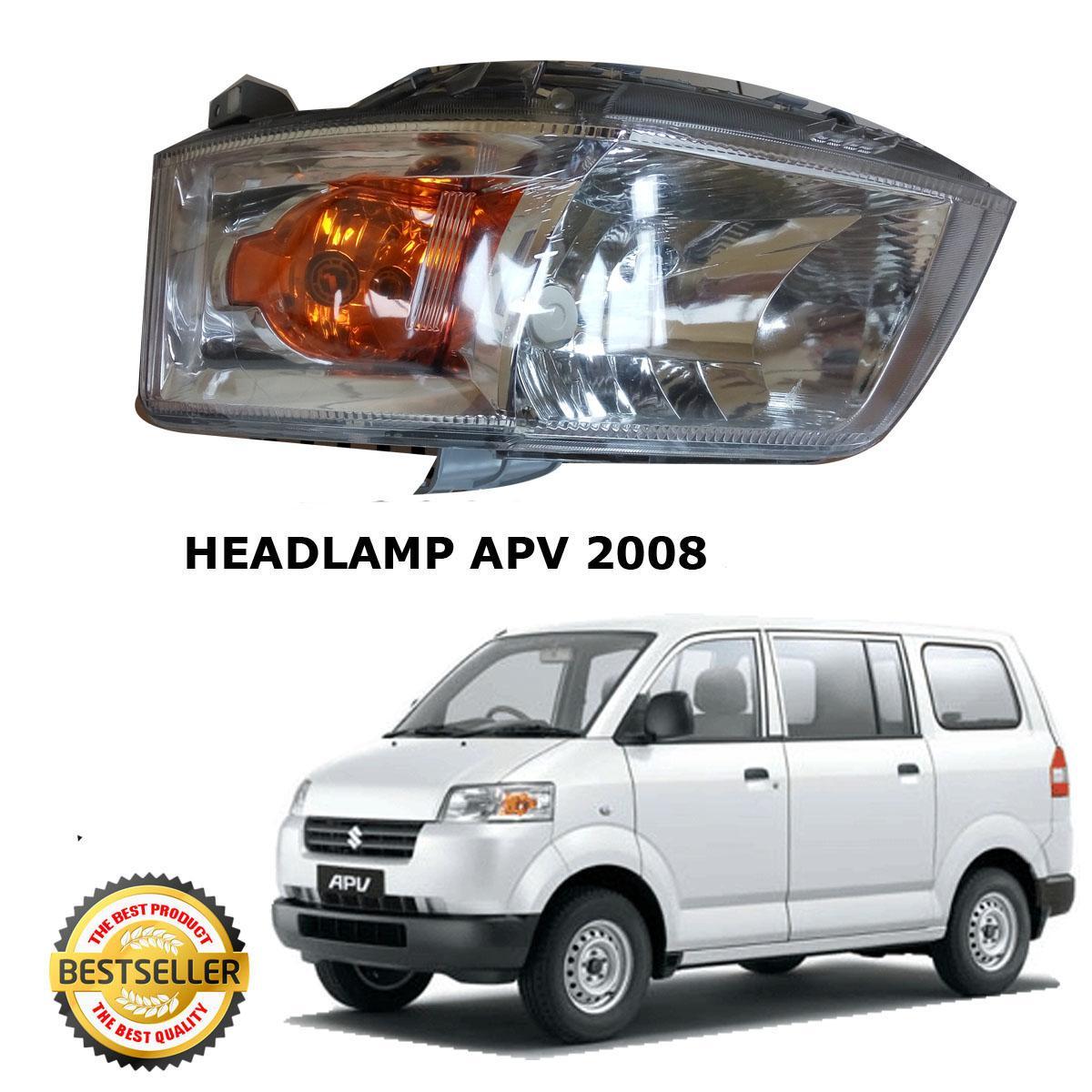 APV TH 2008 - 1 Pcs Headlamp Dmac Mobil SUZUKI APV 08 - Kanan