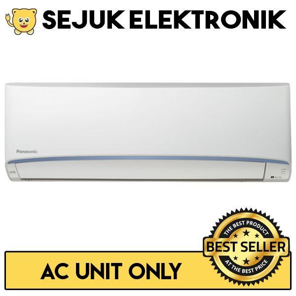 Panasonic CS-LN9TKJ AC Split 1 PK Standard Non Inverter - Putih Unit Only (Free ONGKIR JAKARTA)