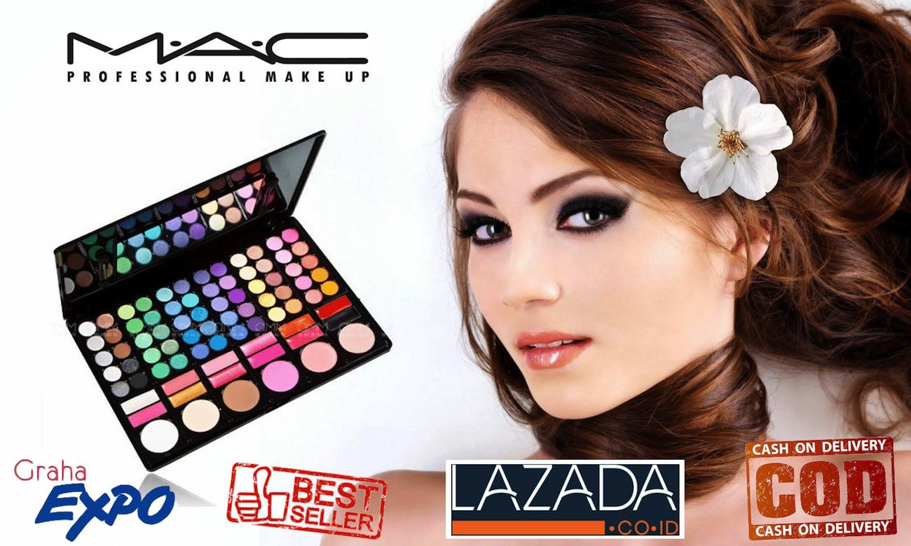 Pallete Mac 78 Full Colour / Eyeshadow / MAC Pallette Palette Set Make Up Lengkap 78 Warna Makeup P