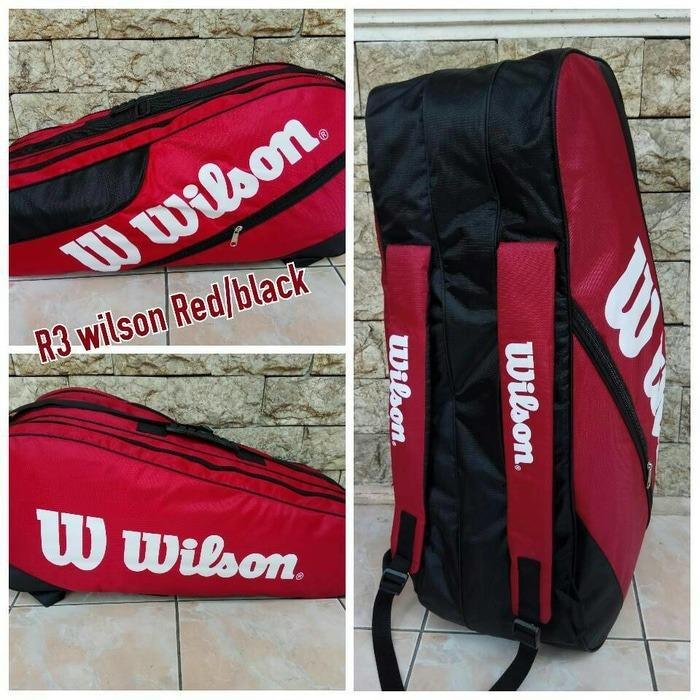 Wilson Tas Raket Tenis Tennis Racket Bag
