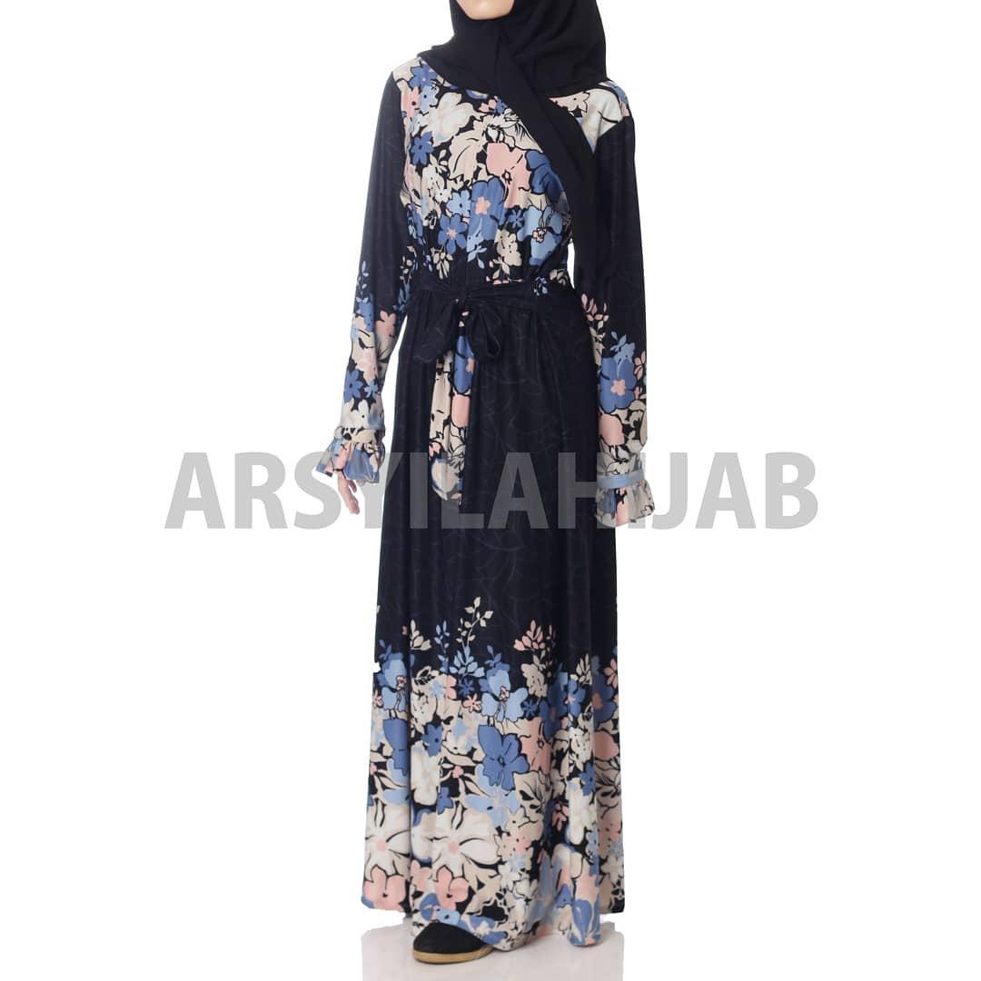 Baju Muslim Original Gamis Tazira Dress Misby (Limited Edition) Muslim Panjang Dress Casual Wanita