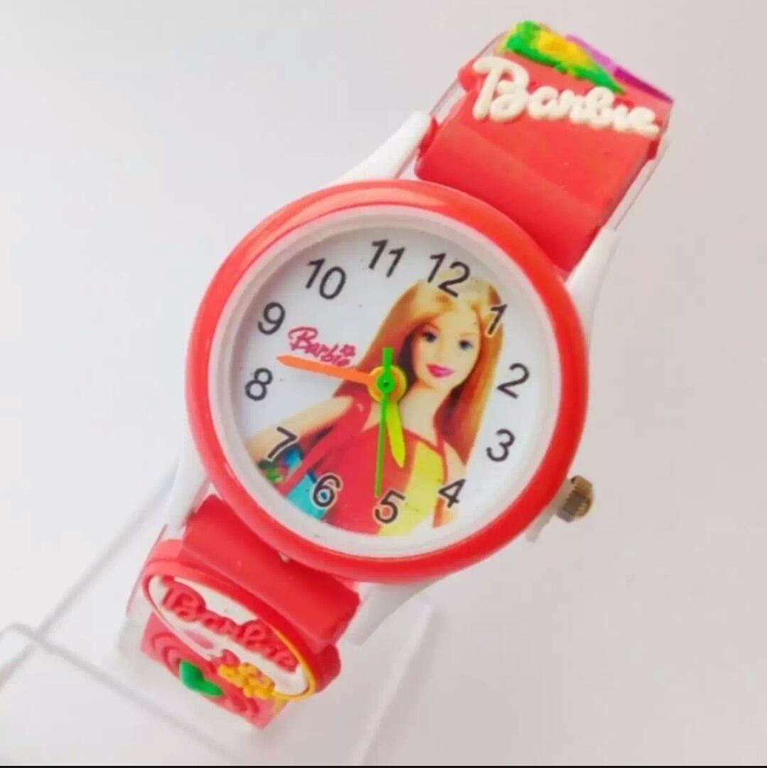 Buy Sell Cheapest Barbie Jam Tangan Best Quality Product Deals Anak Thomas Karakter