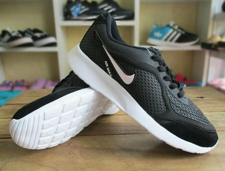 Sepatu Kets Sneakers Pria Casual Airmax Running List putih Sport Cowok Murah