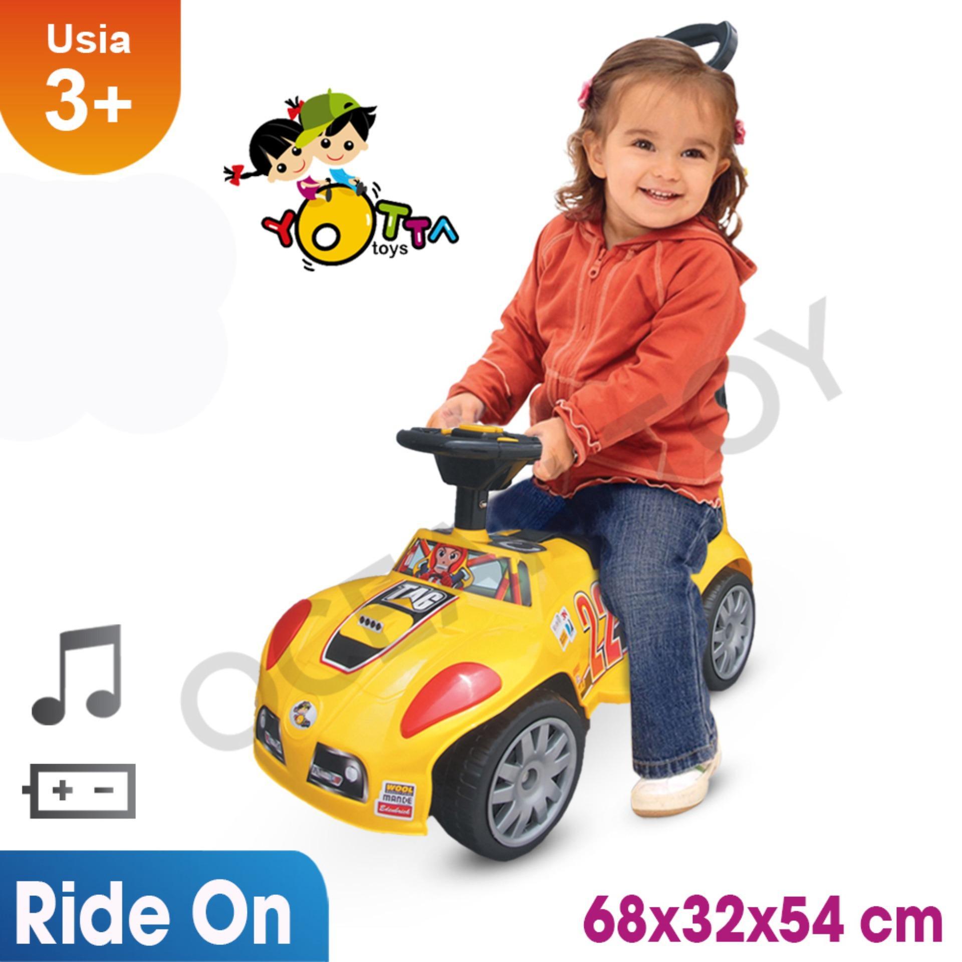 Ride On Mobil / Khusus Jabodetabek / Ride On Mobil Pembalap / Anak Laki / Anak Perempuan / Mpb By Ocean Toy.