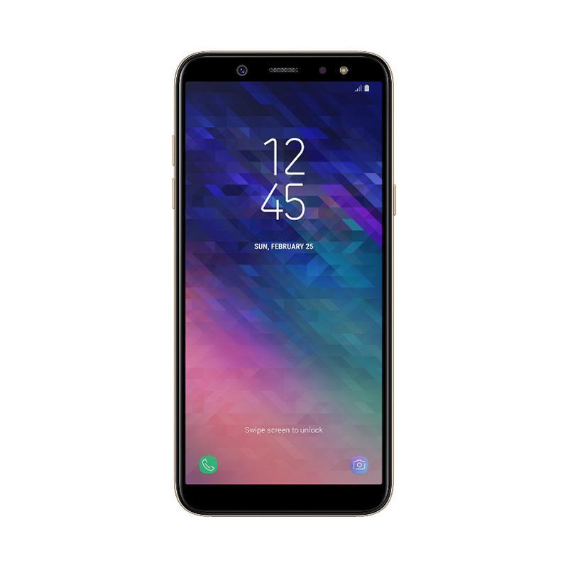 Samsung Galaxy A6 Smartphone Blue 32 GB -3 GB
