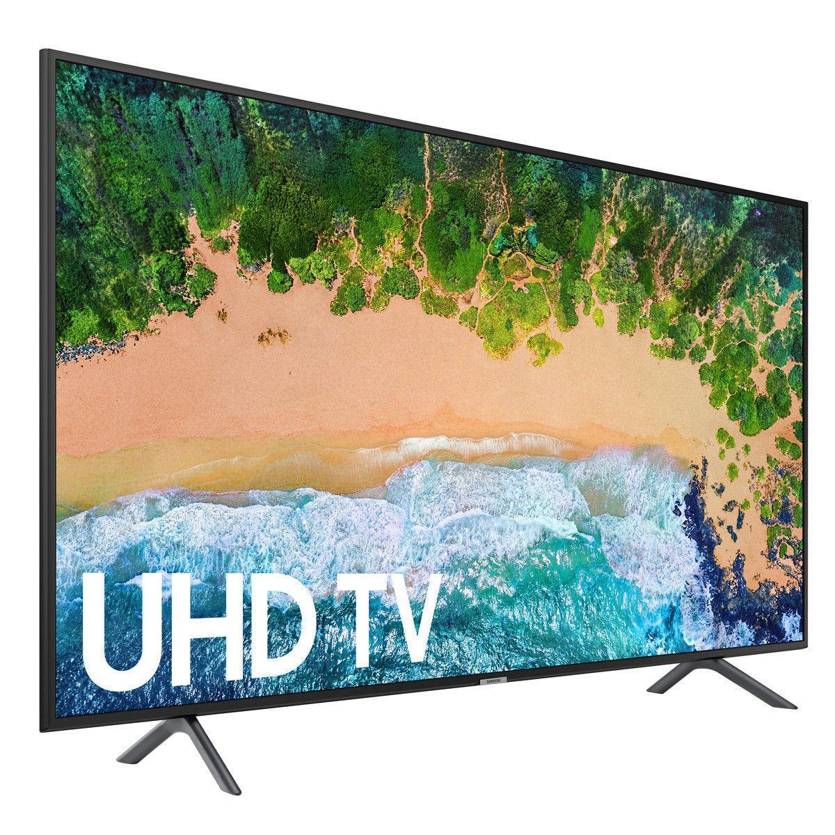 Led UHD Smart Tv 65Inch Samsung Type:65NU7100 (Khusus Daerah Medan)