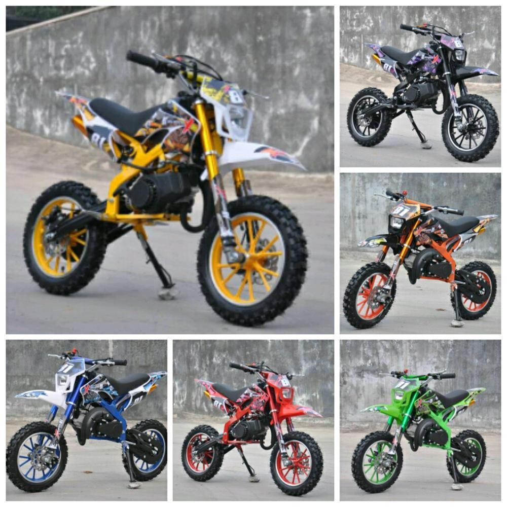 PROMO.......Motor Mini Trail Medium 50CC MT2A