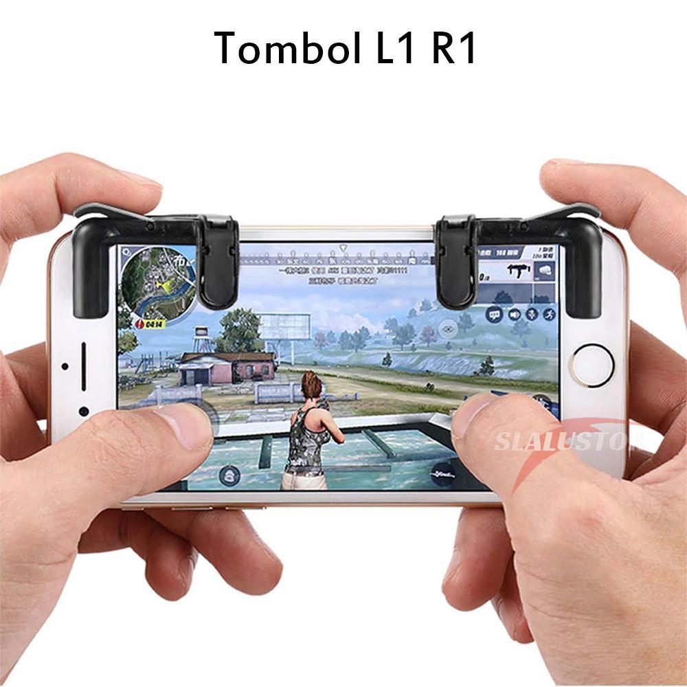 Playstation Terbaik Termurah Sony 3 Ps3 Super Slim 500gb Hitam Tombol R1 L1 Pubg Mobile New Creative Gamepad Triggers Fire R1l1 L1r1 Sharpshooter Controller
