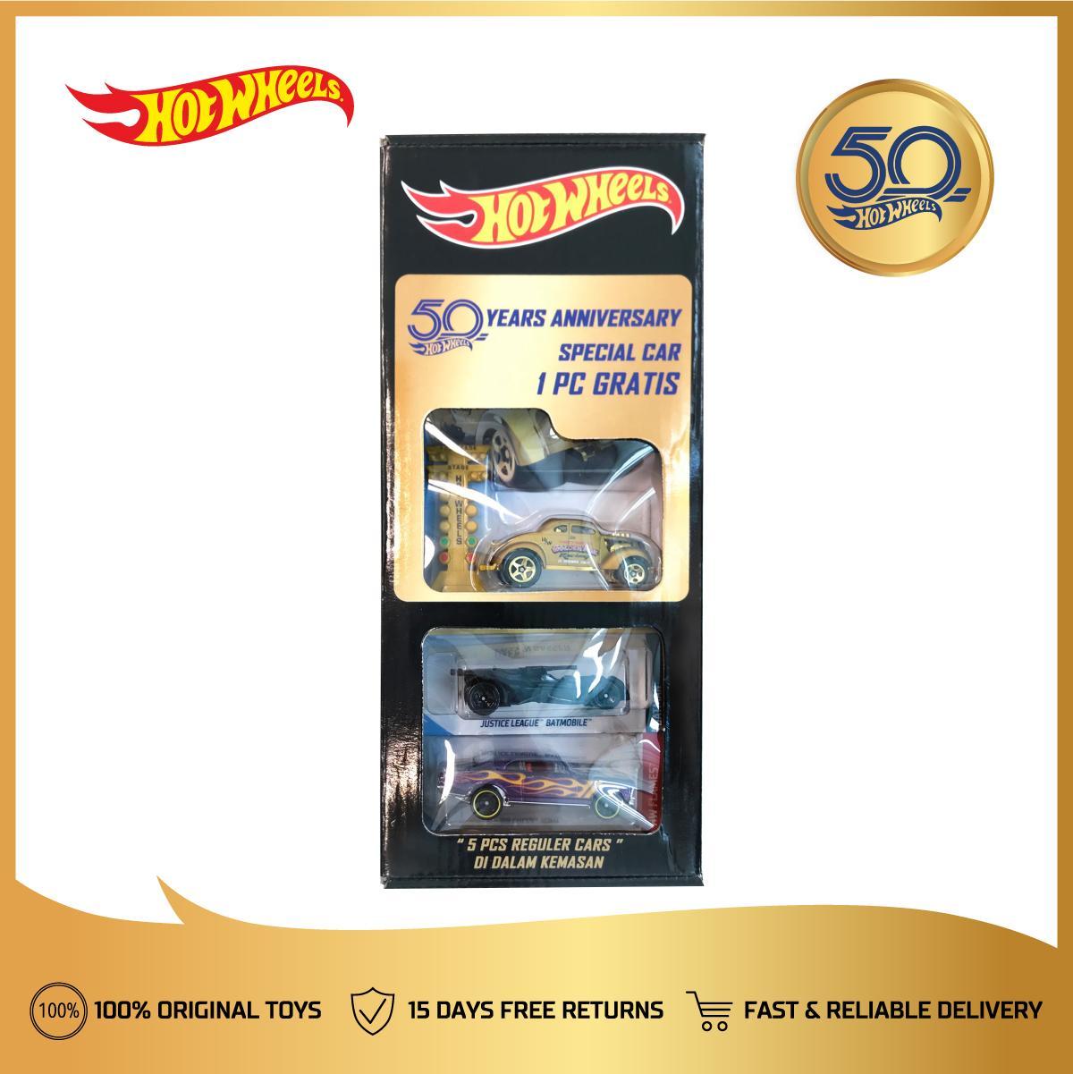 SPECIAL EDITION  - 50th Anniversary Hot Wheels 404f8e48c3