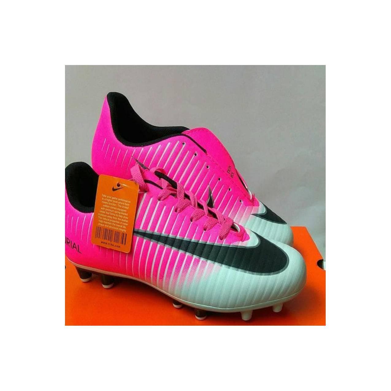 Jual Sepatu Bola Nike + Jahit Unik