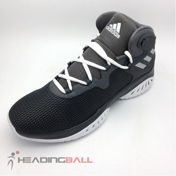 Sepatu Basket Adidas Original Explosive Bounce Grey Four BY3779 BNIB