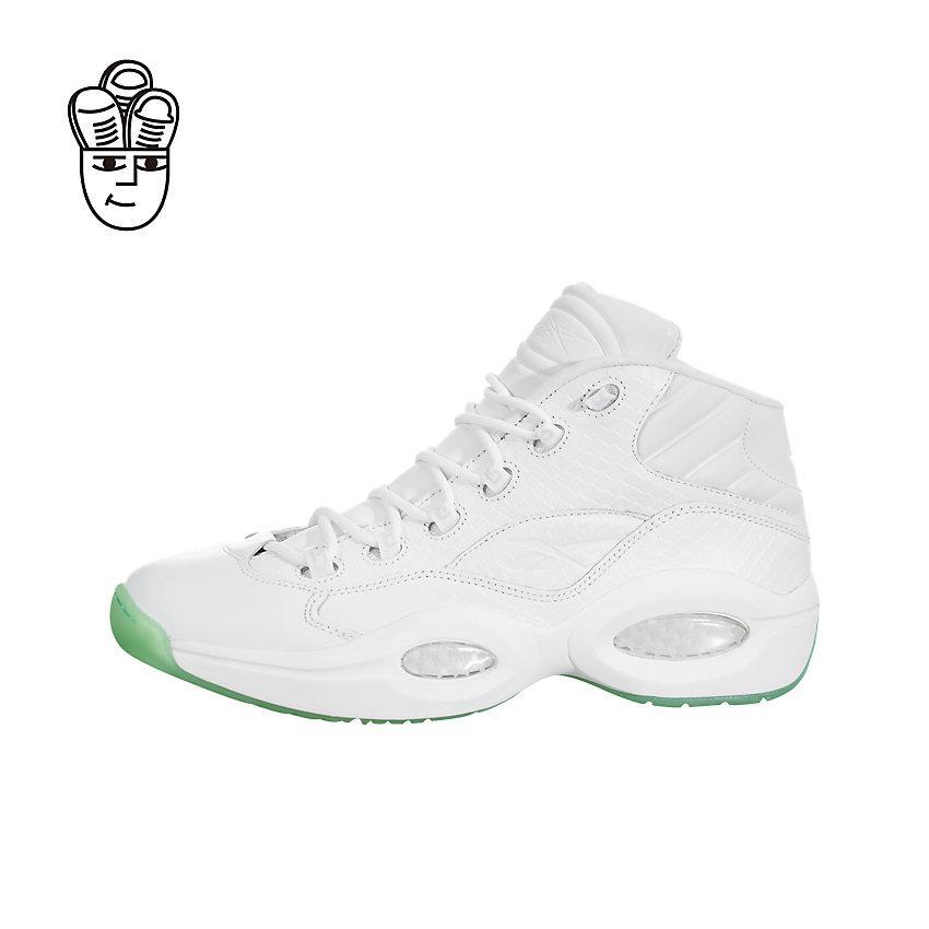 Reebok Pertanyaan Mid EE Retro Sepatu Basket Pria Cm9417-SH