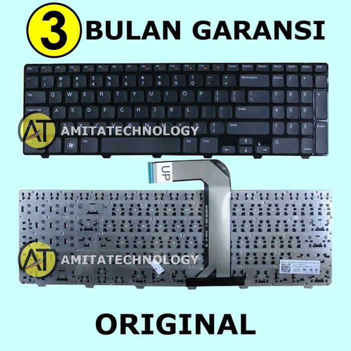 Amita - Keyboard Laptop ORIGINAL Dell Inspiron 15R M5110 N5110