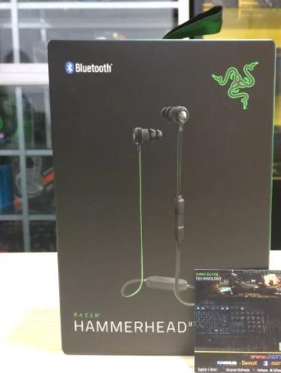 Racer hammerhead BT wireless in ear headset