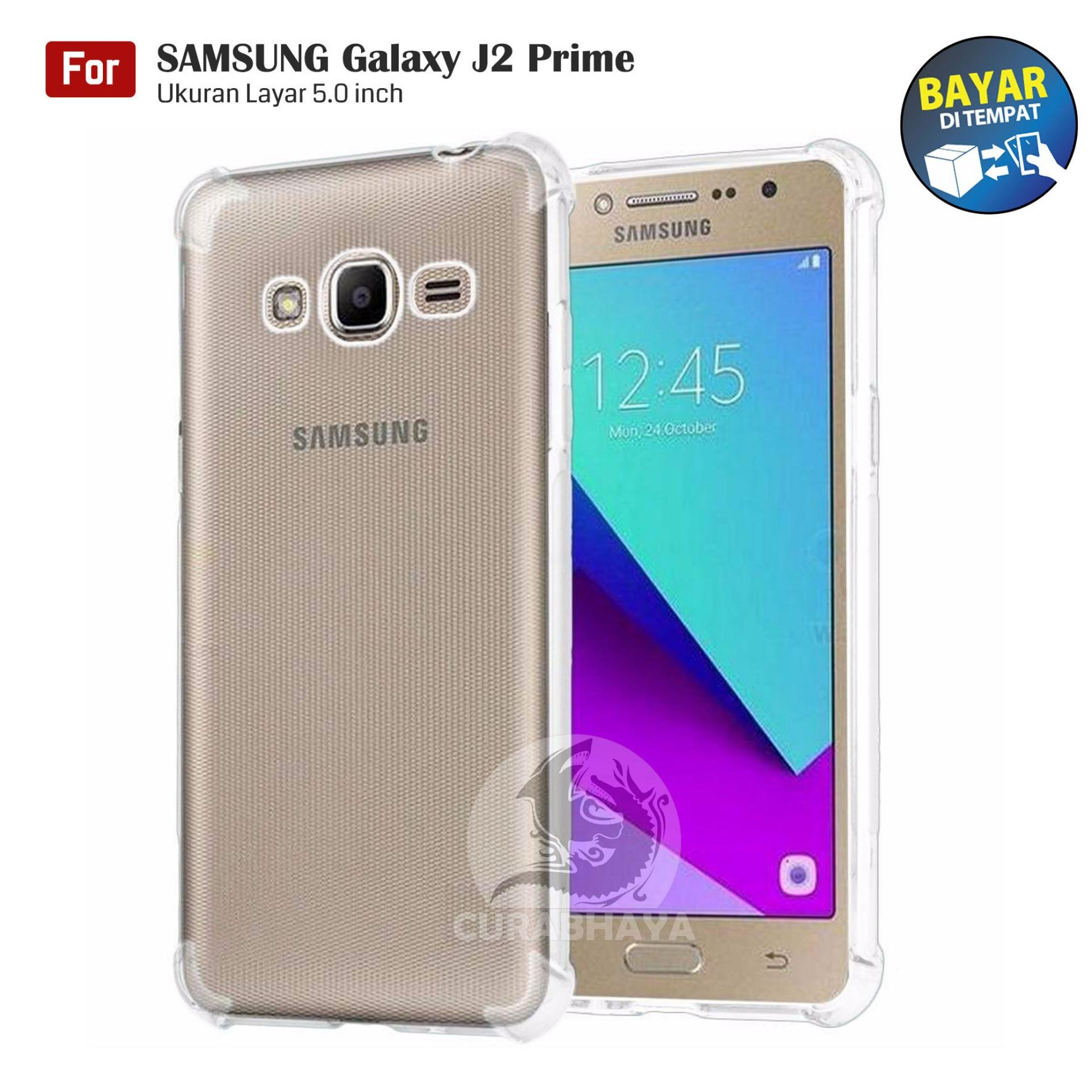 AirShock Samsung Galaxy J2 Prime / G532 / Duos | Anti Crack Premium Softcase Cushion ShockProof - Bening
