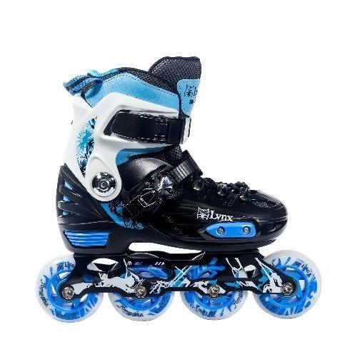 LYNX Sepatu Roda Recreational Inline Skate BM135 - Blue