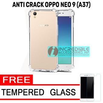 Bandingkan Toko Case Anti Shock / Anti Crack Elegant Softcase for Oppo Neo 9 / Oppo