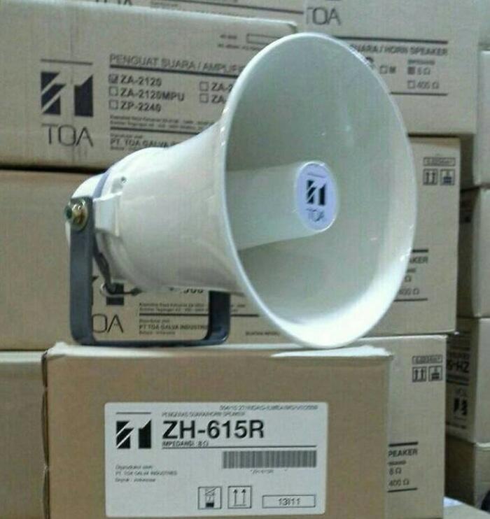 horn speaker Toa zh-615r ( 15 watt )