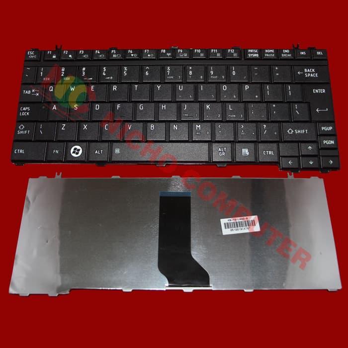 Promo Terbatas!! Keyboard Toshiba Satellite U400 U500 U505 Portege M800 M900 T130 - ready stock