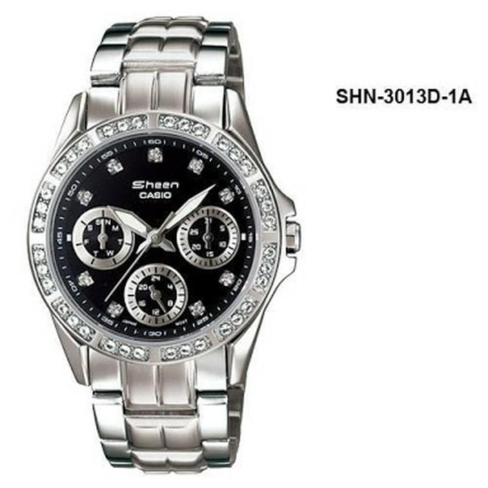 Casio Sheen SHN3013 Jam Tangan Wanita Exclusive