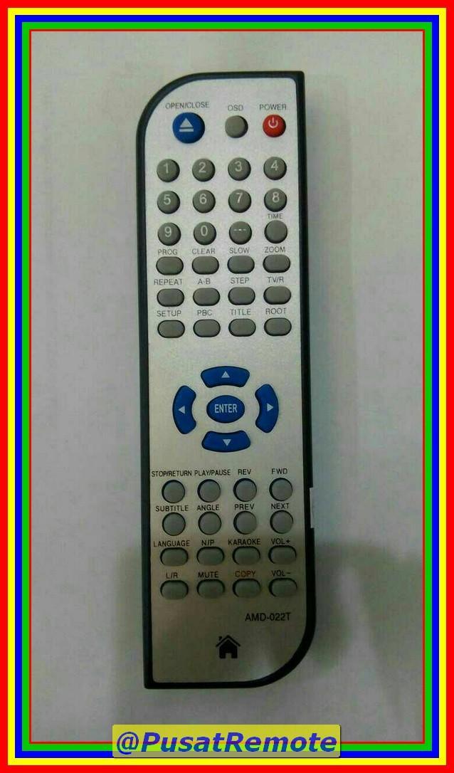 Remot Remote DVD Niko Skytron