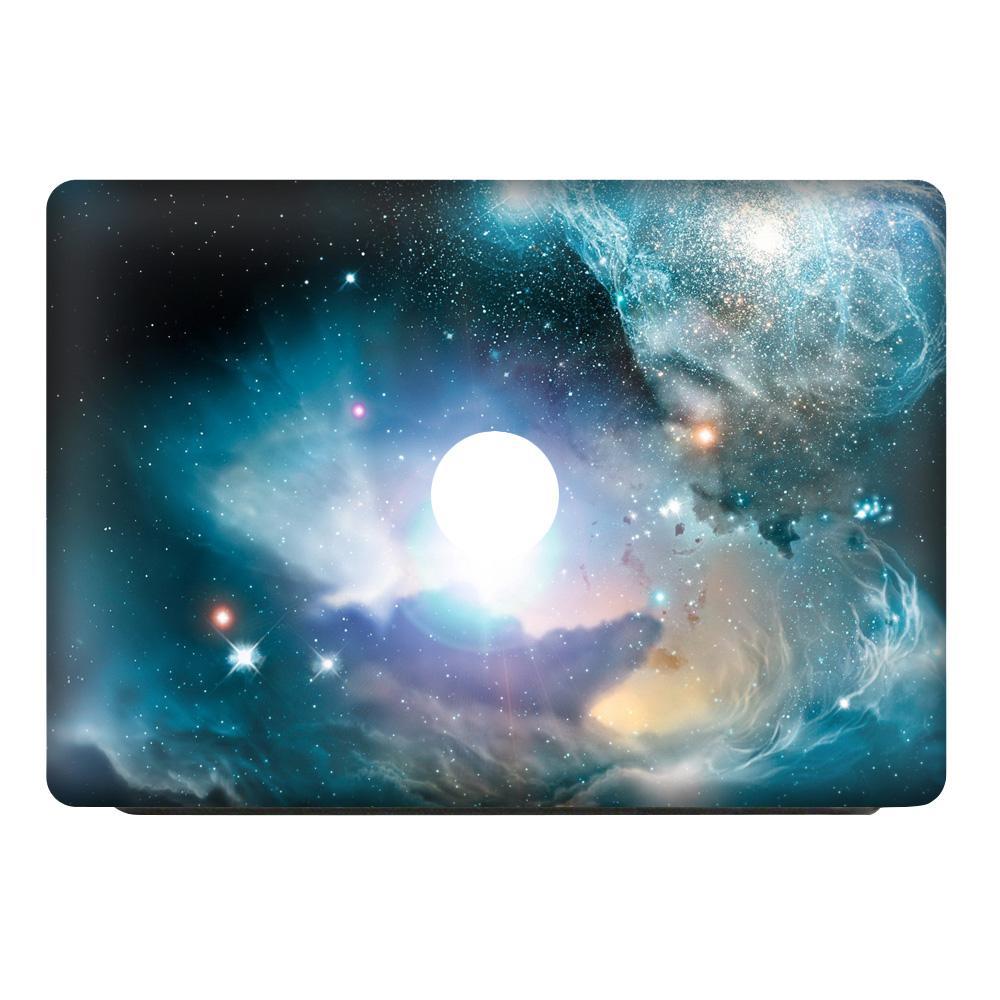 Full-Cover Kulit Stiker Decal Penutup Pelindung untuk 13 Inch Apple MacBook Pro 2016 A1706 Model dengan Bar Sentuhan A1708 Model Tanpa Touch Bar E