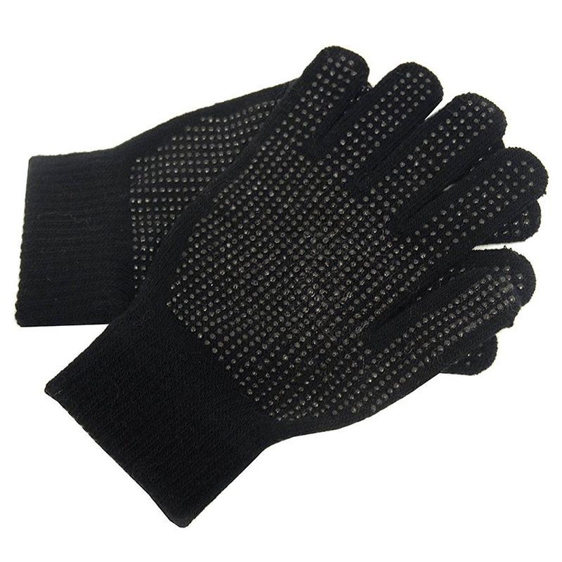 Ormano Sarung Tangan Serbaguna Gloves Wool Anti Licin Slip Bintik-Bintik Karet Cengkraman Kuat Akse