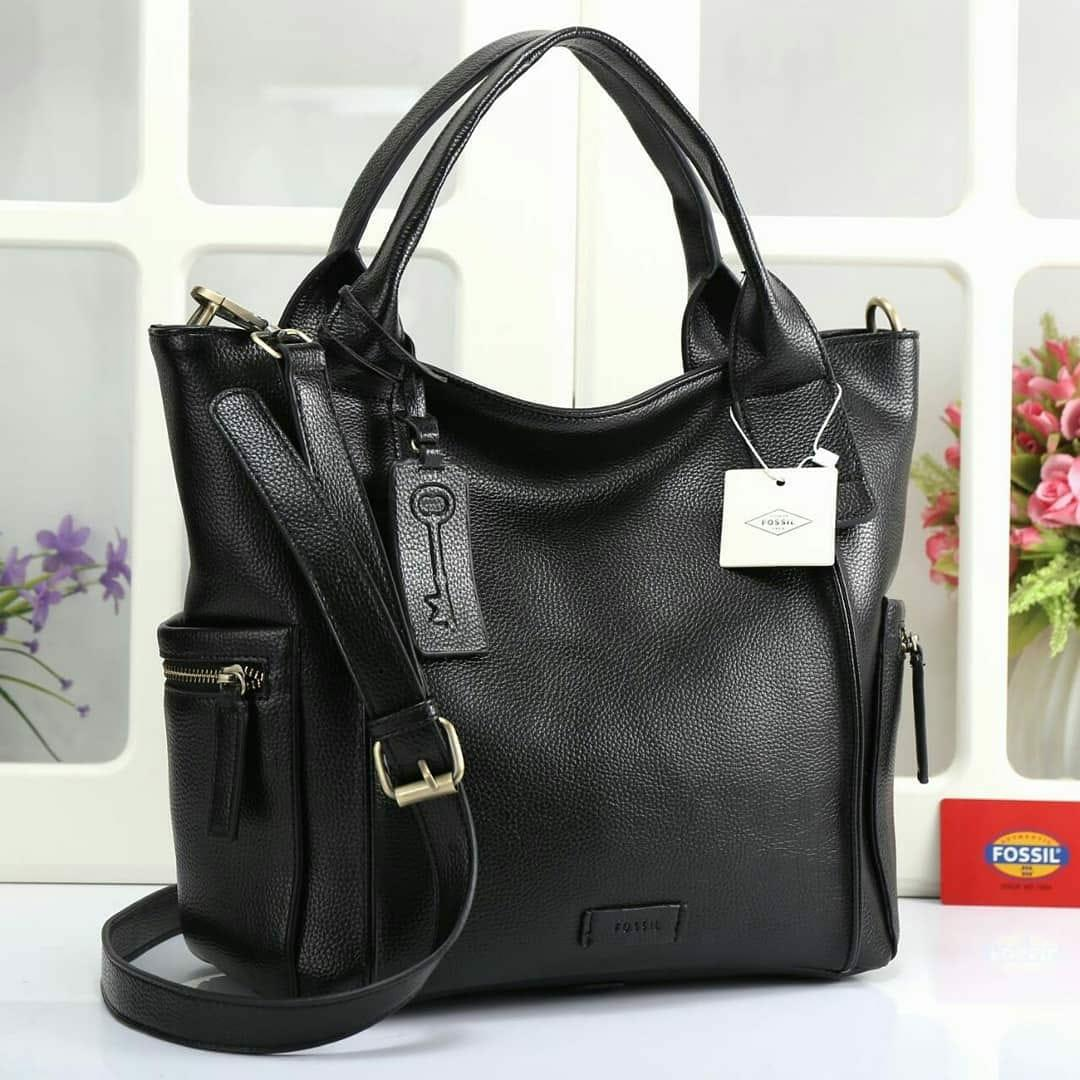Tas Import Fossil Emerson Suchel Bag (Miror) Clemente aa1899b3cf