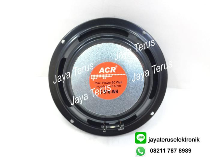 SPEAKER 6 inch  ACR C-610-WH/ Woofer 6 inch/ Woofer ACR