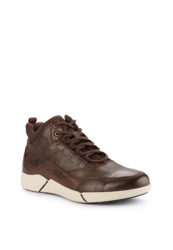 JIM JOKER Sepatu Boots Kasual Desain Sol Warna Kontras